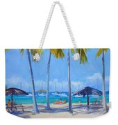 Honey Moon Beach Day Weekender Tote Bag