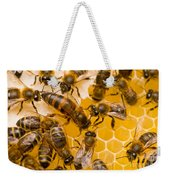 Honeybee Workers And Queen Weekender Tote Bag