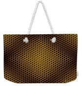Honeycomb Background Seamless Weekender Tote Bag