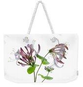 Honeysuckle Blossom Weekender Tote Bag