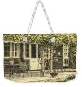 Honeysuckle Cottage Weekender Tote Bag