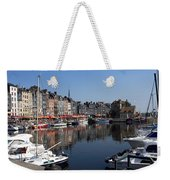 Honfleur By The Seine Weekender Tote Bag