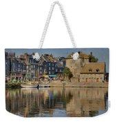 Honfleur In Normandy France Weekender Tote Bag