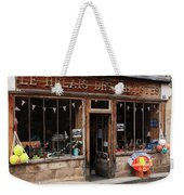 Honfleur Shop Front Weekender Tote Bag