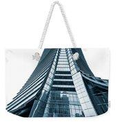Hong Kong Icc Skyscraper Weekender Tote Bag