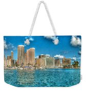 Honolulu Hi 2 Weekender Tote Bag
