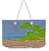 Honolulu Hi 7 Weekender Tote Bag