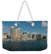 Honolulu Hi Weekender Tote Bag