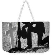 Honor In The Field Weekender Tote Bag