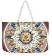 Honor Mandala Weekender Tote Bag