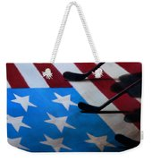 Honoring America Weekender Tote Bag by Marlon Huynh