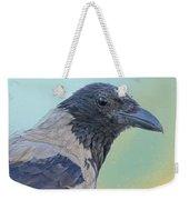 Hooded Crow Weekender Tote Bag
