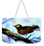 Hooded Warbler - Img 9290-002 Weekender Tote Bag