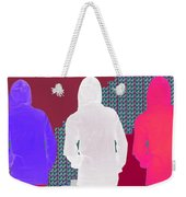 Hoodie Gang Graffiti Fashion Background Designs  And Color Tones N Color Shades Available For Downlo Weekender Tote Bag