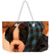 Hoodie Weekender Tote Bag