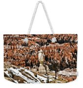 Hoodoos At Bryce Weekender Tote Bag