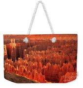 Hoodoos Basin Weekender Tote Bag