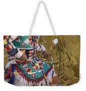 Hoop Dancer Past And Present Weekender Tote Bag