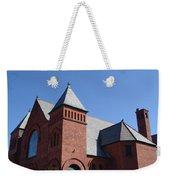 Hoosick Falls Church Weekender Tote Bag