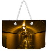 Hoover Dam Art Deco Tunnel Weekender Tote Bag