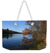 Hopeville Autumn Reflections     Weekender Tote Bag