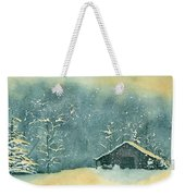 Hope Amidst The Storm Weekender Tote Bag
