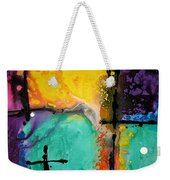 Hope - Colorful Abstract Art By Sharon Cummings Weekender Tote Bag