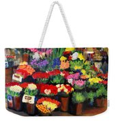 Hope For Spring Weekender Tote Bag