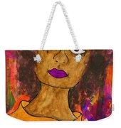 Hope For Tomorrow - Journal Art Weekender Tote Bag