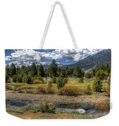 Hope Valley Wildlife Area Weekender Tote Bag