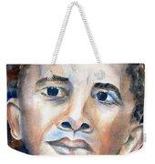 Hopeful - President-elect Weekender Tote Bag by Carlin Blahnik