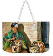 Hopi Basket Weaver Weekender Tote Bag