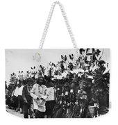Hopi Dancers Weekender Tote Bag