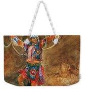 Hopi Hoop Dancer Weekender Tote Bag