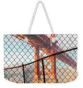 Hoppers Hands Weekender Tote Bag