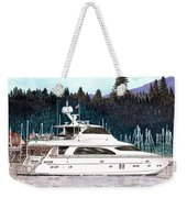 Vancouver Rowing Club Weekender Tote Bag