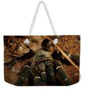 Hornback Baboon Spider Weekender Tote Bag