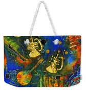 Horns And Other Things Weekender Tote Bag