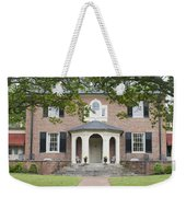 Hornsby House Inn Yorktown Weekender Tote Bag by Teresa Mucha
