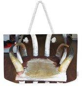 Horny Chair Weekender Tote Bag