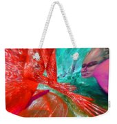 Horny Explosion Of Lust Weekender Tote Bag