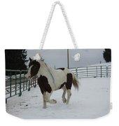 Horse 03 Weekender Tote Bag