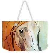 Horse 3 Weekender Tote Bag