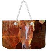 Horse 7 Weekender Tote Bag