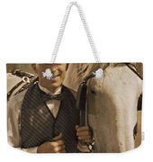 Horse Carriage Driver 1 Weekender Tote Bag