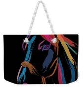 Horse-colour Me Beautiful Weekender Tote Bag
