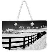 Horse Country Weekender Tote Bag