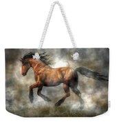 Horse Weekender Tote Bag by Daniel Eskridge
