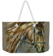 My Horse Face Drawing Weekender Tote Bag
