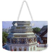 Horse Guardian Spire Artwork Weekender Tote Bag